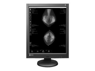 Eizo Nanao 21.3 LED Mono 5MP Medical Monitor, GX540-CL-P-BK