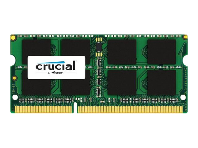 Crucial 8GB PC3L-14900 204-pin DDR3 SDRAM SODIMM