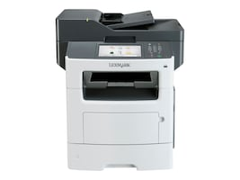 Lexmark MX611de Monochrome Laser Multifunction Printer, 35S6701, 14908327, MultiFunction - Laser (monochrome)