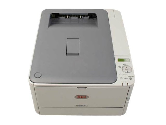 Oki C531dn Digital Color Printer, 62443701