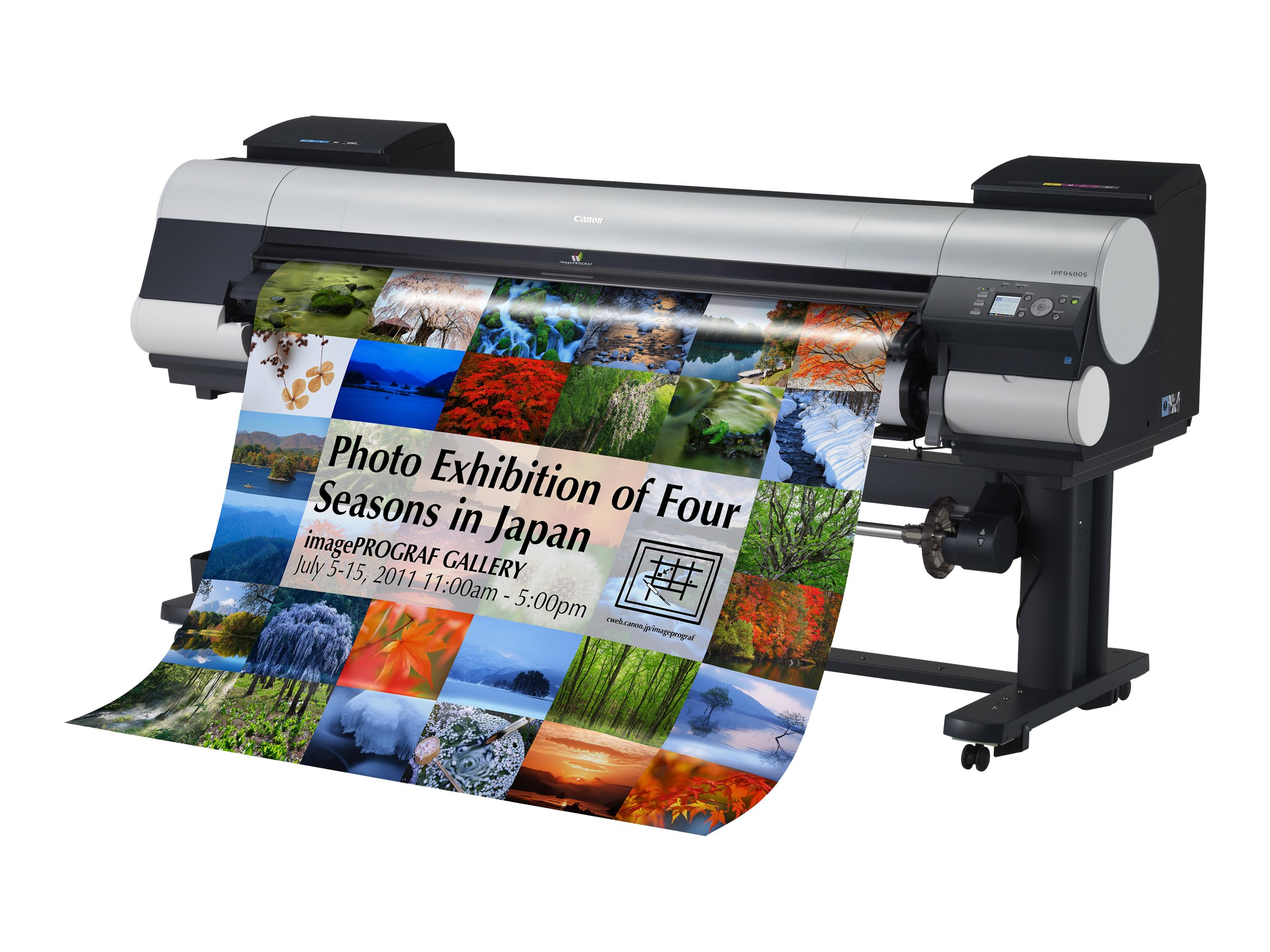 Canon imagePROGRAF iPF9400S Graphic Arts & Photo Printer