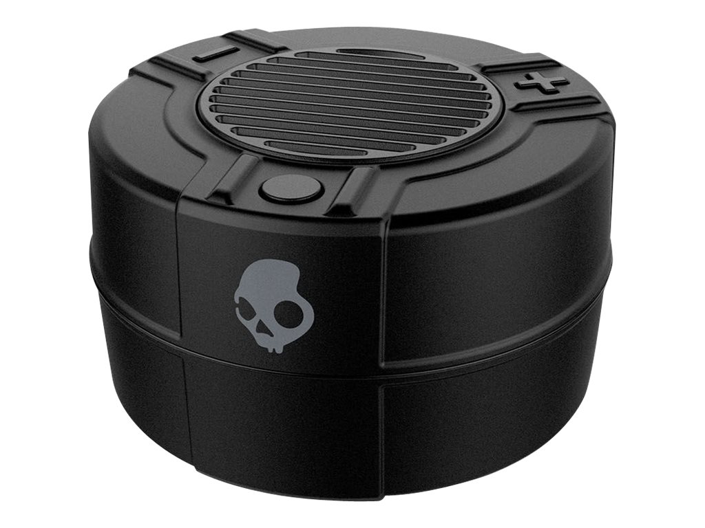 Skullcandy SoundMine Bluetooth Speaker - Black Black Gray