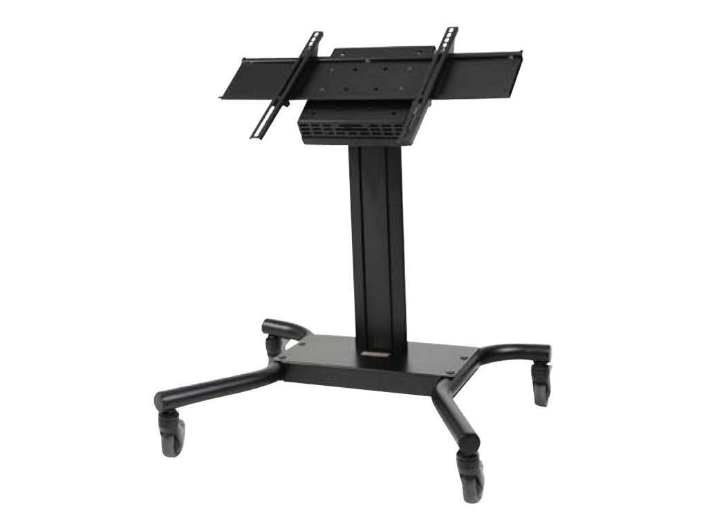 Peerless Floor Stand Cart for 32 to 65 Flat Panel Displays, SC560FK, 14016118, Stands & Mounts - AV