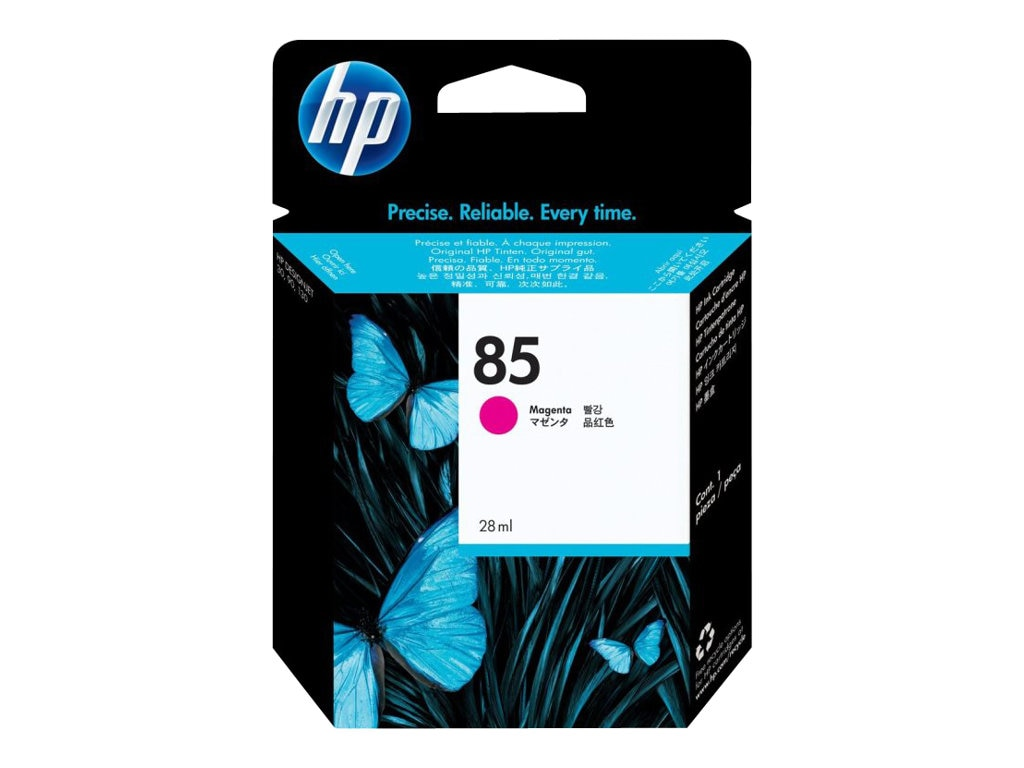 HP 85 Magenta Ink Cartridge for DesignJet 30 & 130