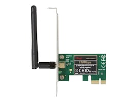 Rosewill RNWD-11011 11BGN 150MB 2.4GHZ PCIE WPA2 Omni-direcrional Antenna, RNWD-11011, 17570405, Wireless Adapters & NICs
