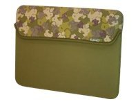 Mobile Edge 10 Camo Netbook Sleeve, Green, ME-SUMO66109, 9739944, Protective & Dust Covers