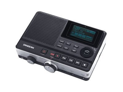 Sangean MP3 Recorder