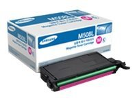 Samsung Magenta High Yield Toner Cartridge for CLP-620ND, CLP-670ND & CLP-670N Color Laser Printers
