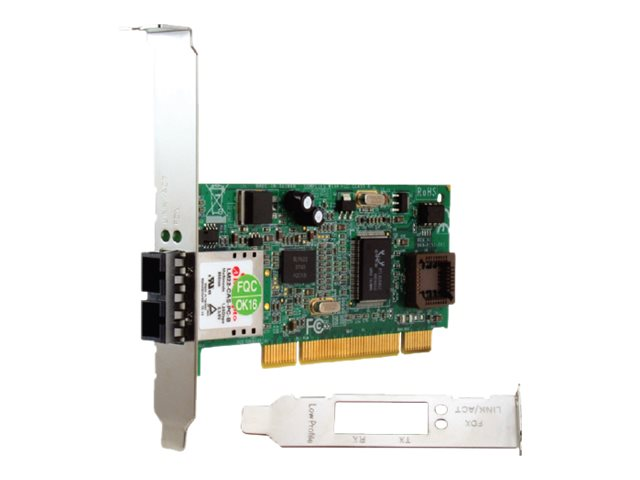 Transition 1000BSE-SC NIC LC MM Standard Low Profile PXE Boot, N-GSX32-LC-03, 13782638, Network Adapters & NICs