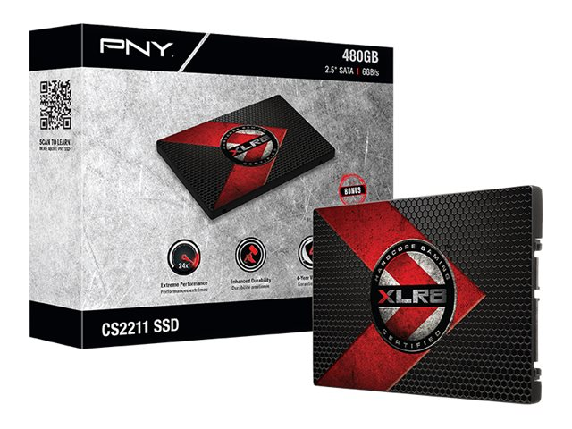 PNY Technologies SSD7CS2211-240-RB Image 5