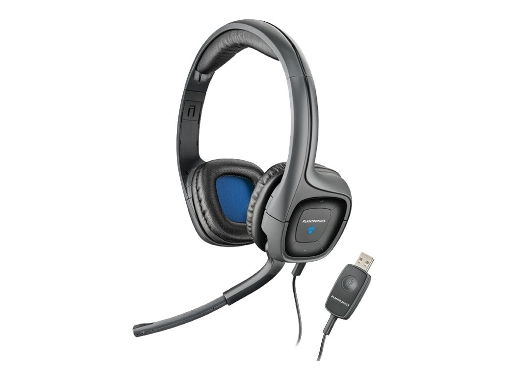 Plantronics .Audio 655 DSP Computer Headset, 80935-21, 14603072, Headsets (w/ microphone)