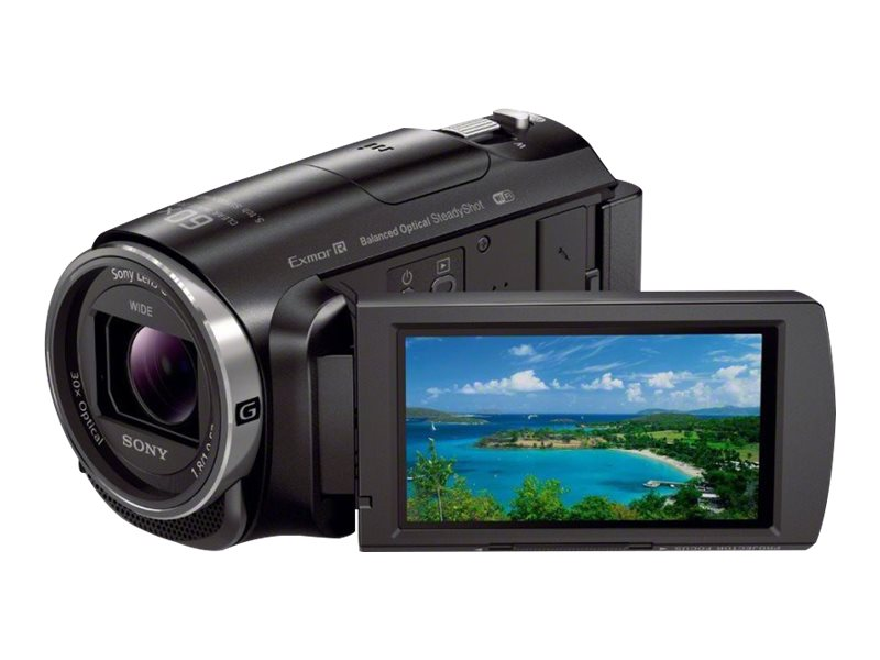 Sony Full HD Handycam with Built-In Projector and 32GB Internal Memory, HDRPJ670/B, 19051764, Camcorders
