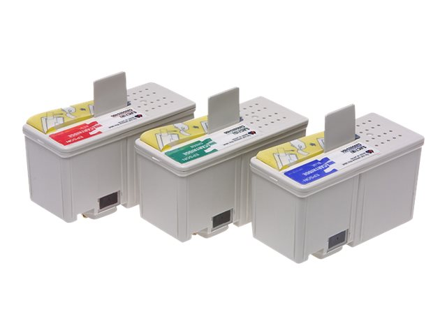 Epson Green Ink Cartridge for TM-J7100 Inkjet Printer, C33S020406, 6108573, Ink Cartridges & Ink Refill Kits