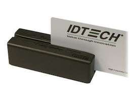 ID Tech MMag, 2-Head, USB KBW, 3-Track, Magtek, IDMB-354133BM, 17718297, Magnetic Stripe/MICR Readers