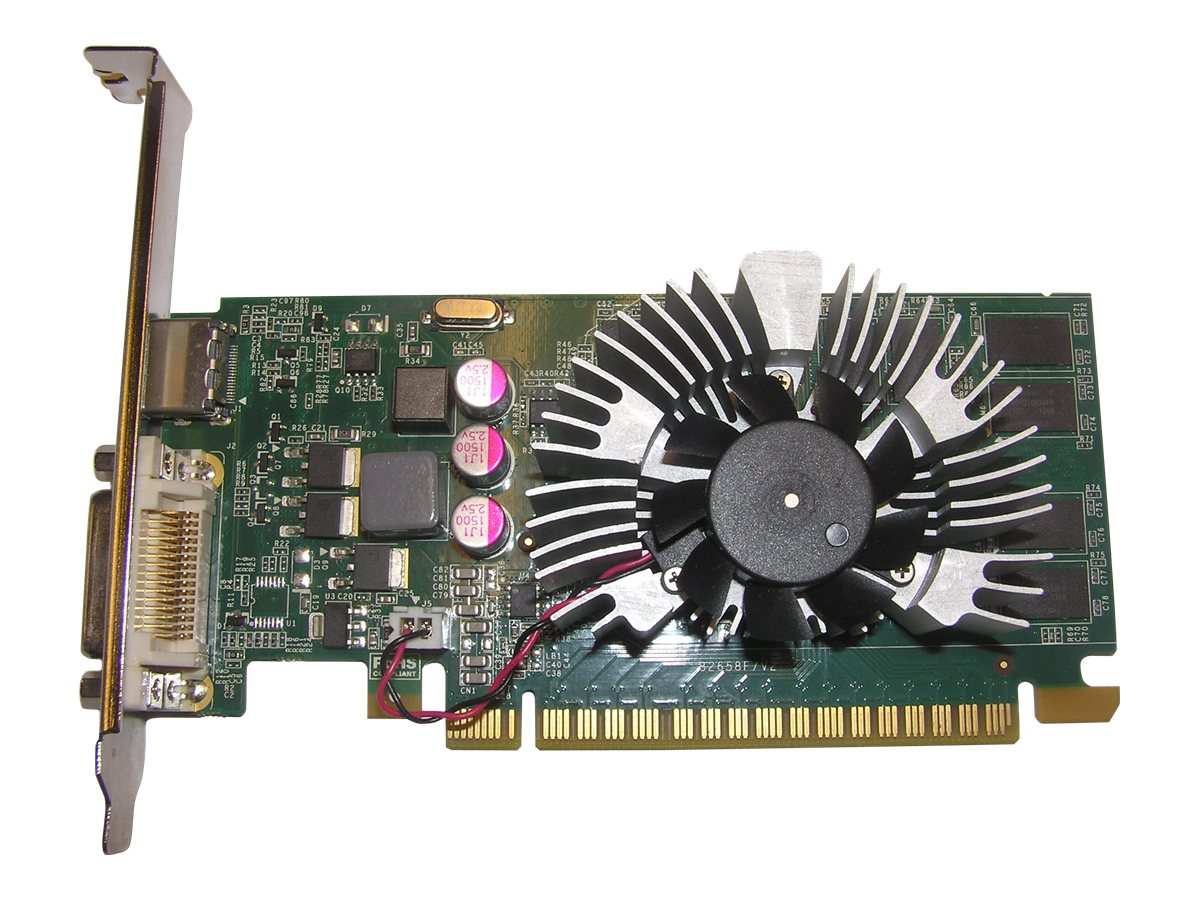 Jaton NVIDIA GeForce GT 630 PCIe Graphics Card, 2GB DDR3, VIDEO-PX658-DLP-EX