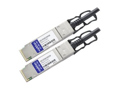 ACP-EP 40GBase-CU QSFP+ to QSFP+ Passive Twinax Direct Attach Cable, 5m