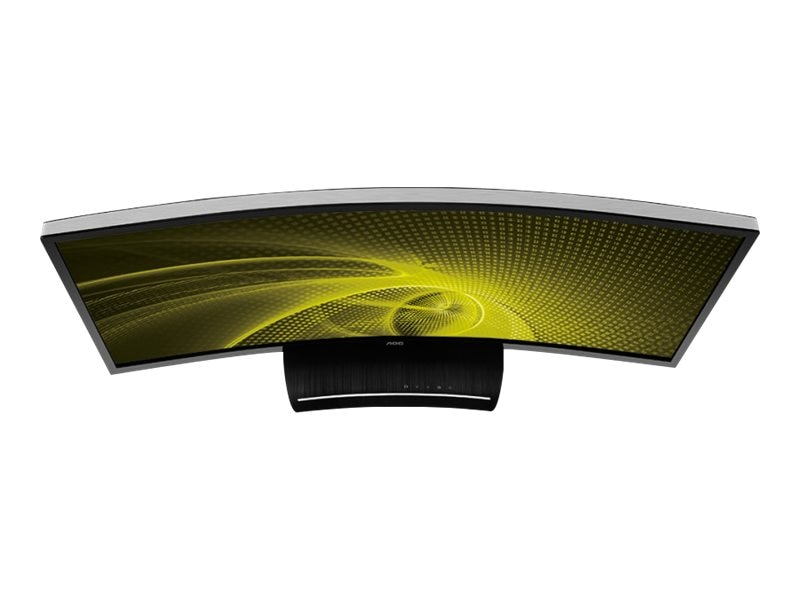 AOC 35 C3583FQ Full HD LED-LCD Ultrawide Curved Monitor, Black, C3583FQ