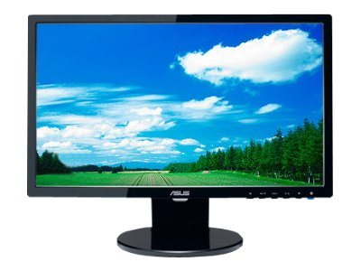 Asus 19 VE198T LED-LCD Monitor, Black, VE198T, 12700071, Monitors - LED-LCD