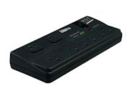 Eaton Eclipse Pro - Surge suppressor - external - 8 Output Connector(s), 83501, 165174, Surge Suppressors
