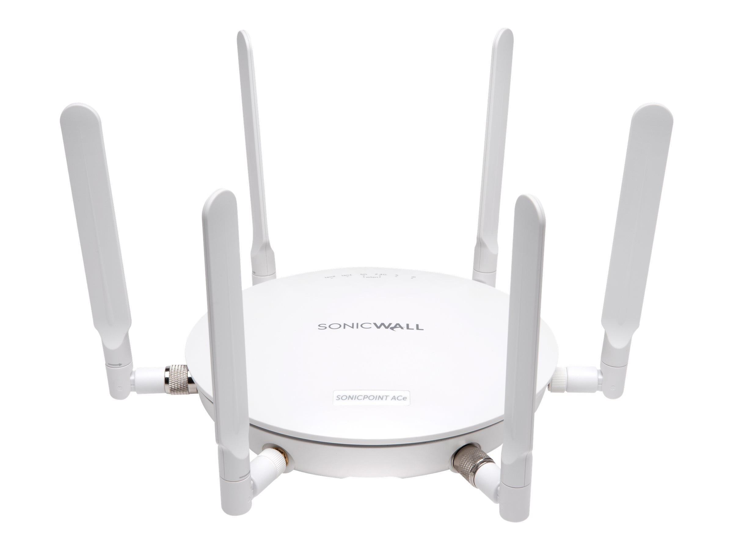 SonicWALL 4-Pack SonicPoint ACe w o POE Injector & 24x7 Support (3 Years)