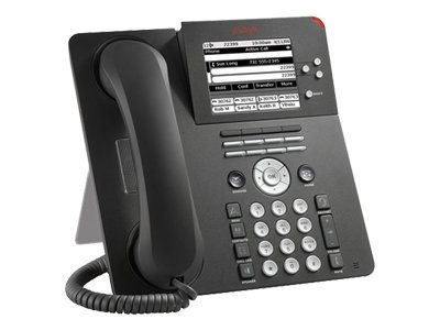 Avaya IP PHONE 9650C CHARCOAL-GRY, 700461213, 11411331, VoIP Phones