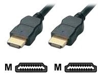 Black Box HDMI to HDMI Cable, M M PVC 3m, EVHDMI01T-003M, 12006119, Cables