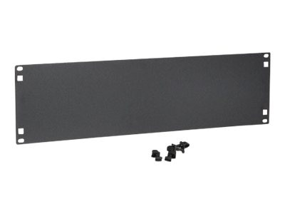 Kendall Howard 3U Flat Spacer Blank, 1901-1-101-03, 8262259, Rack Mount Accessories