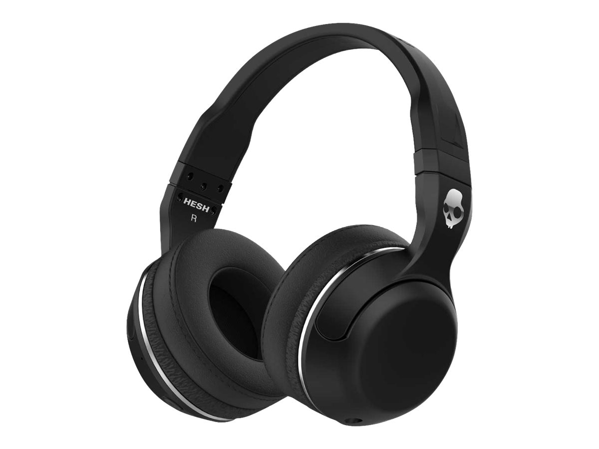 Skullcandy Hesh 2 Wireless Bluetooth Headphones - Black, S6HBGY-374, 19508373, Headsets (w/ microphone)
