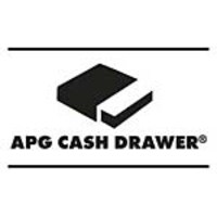 APG Vasario Printer Drawer 16 x 16 5-Bill 5-Coin Till, Cable Reqd, White, VB320-AW1616, 18170518, Cash Drawers