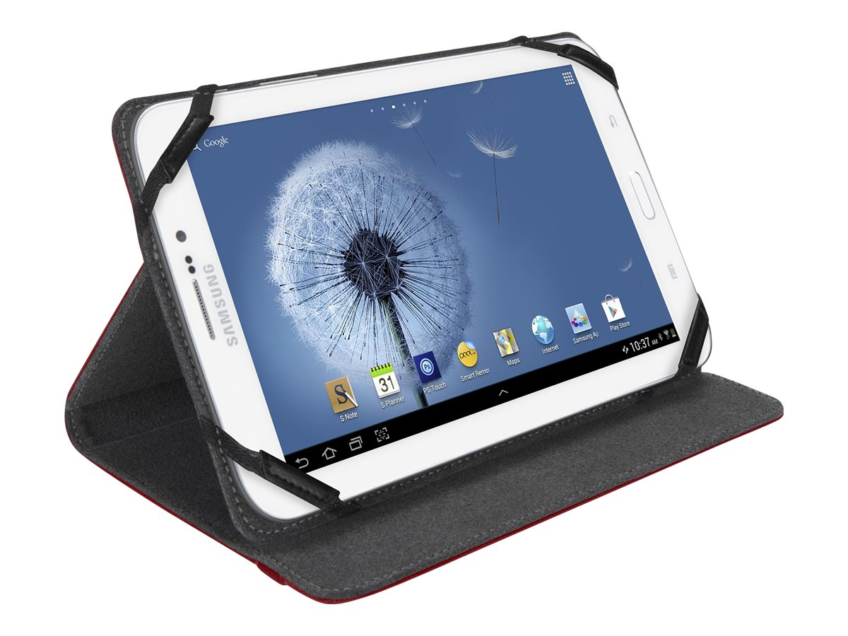Targus Kickstand Case for Samsung Galaxy Tab 3 7.0, Crimson Red, THZ20602US