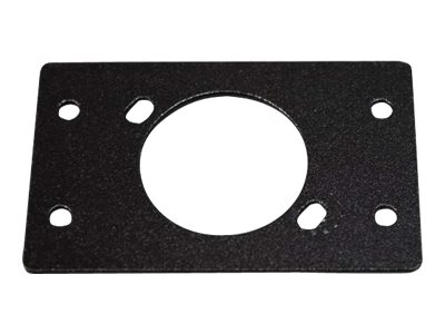 C2G Wiremold Audio Video Interface Plate (AVIP) XLR Panel Mount Plate