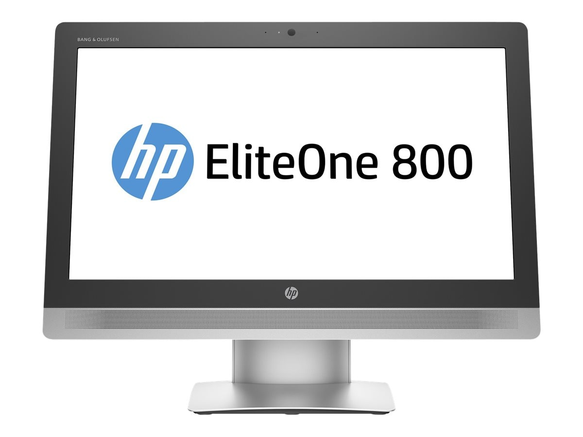 HP EliteOne 800 G2 AIO Core i5-6500 3.2GHz 8GB 128GB SSD HD530 DVD-RW ac BT WC 23 FHD W10P64