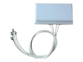 TerraWave 802.11n ac Quad Patch, M6060060P1D43602V, 18468031, Wireless Antennas & Extenders