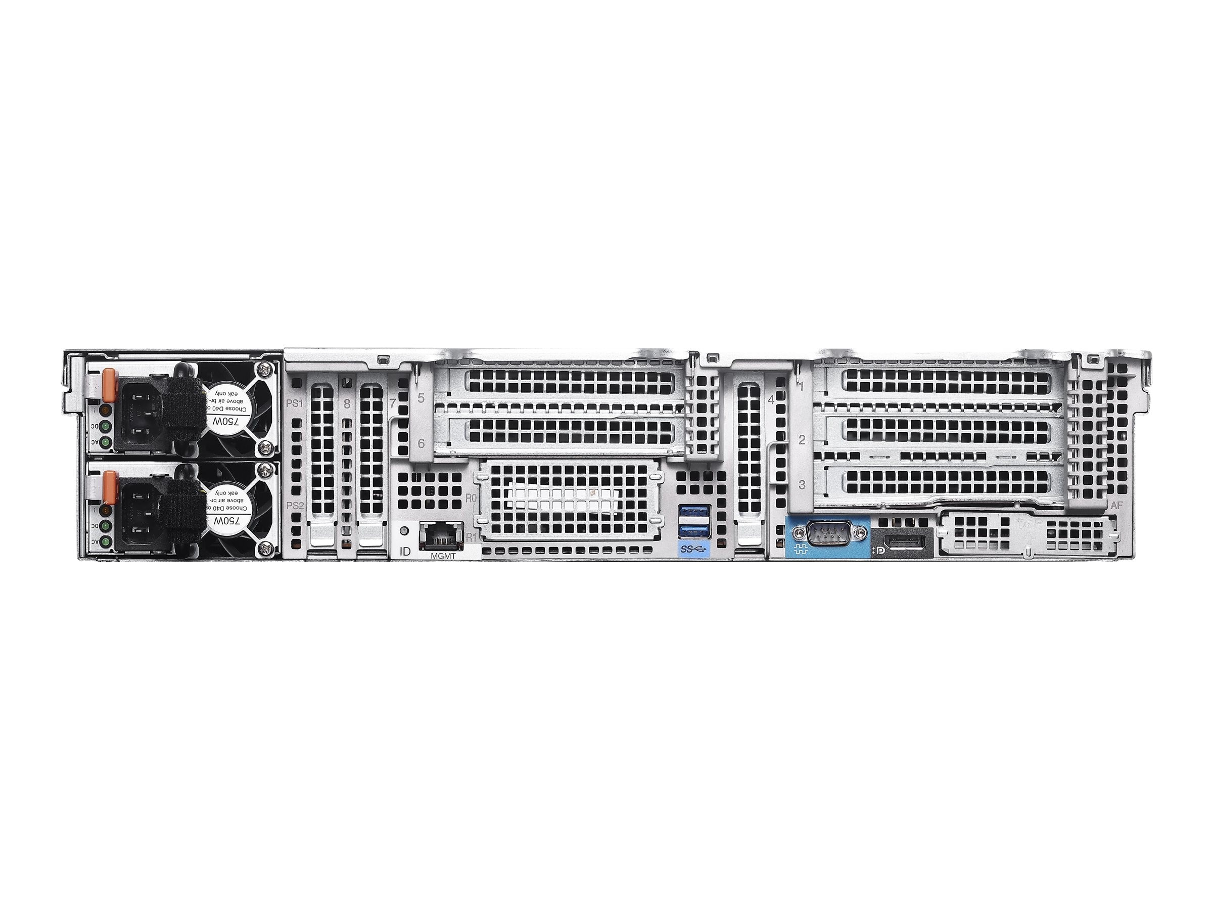 Lenovo ThinkServer RD650 Intel 2.4GHz Xeon, 70D10007UX
