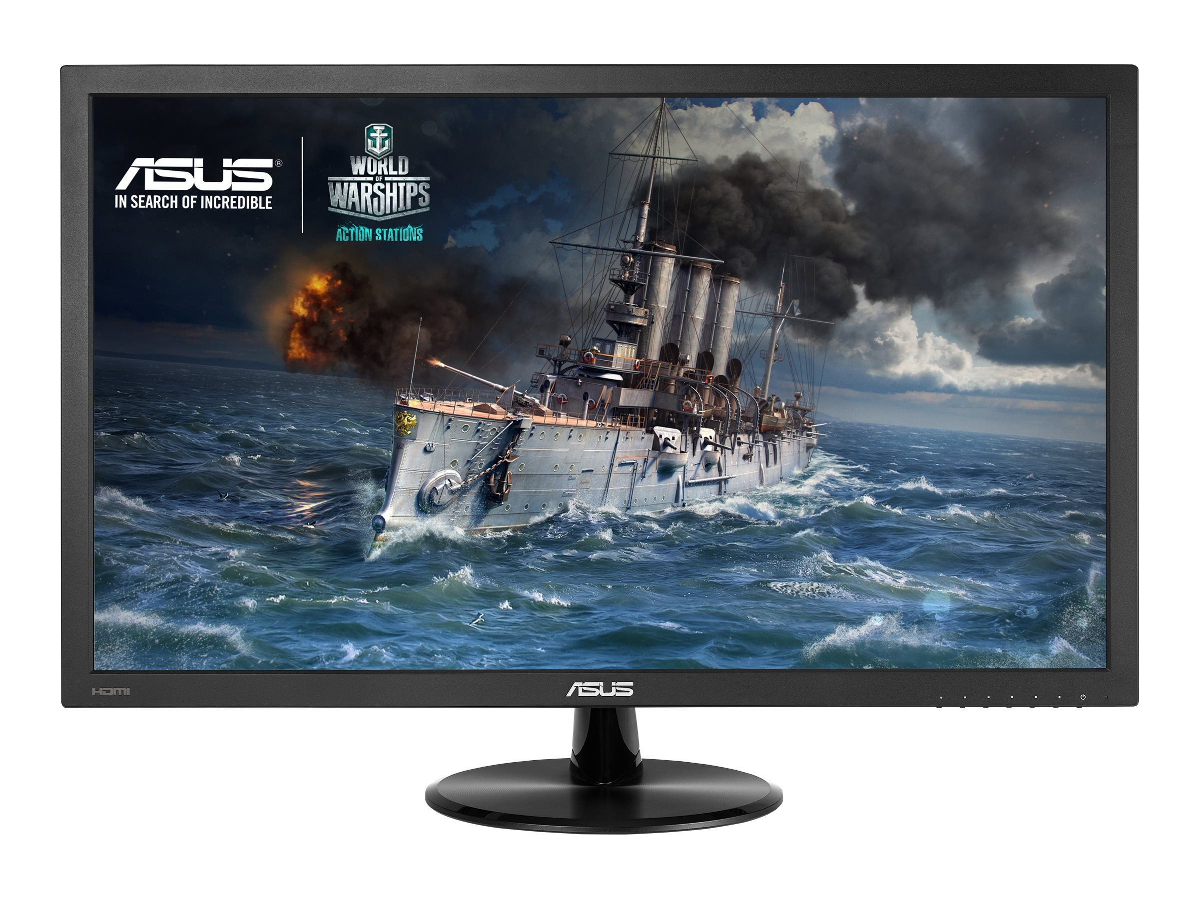 Asus 27 VP278H-P Full HD LED-LCD Monitor, Black