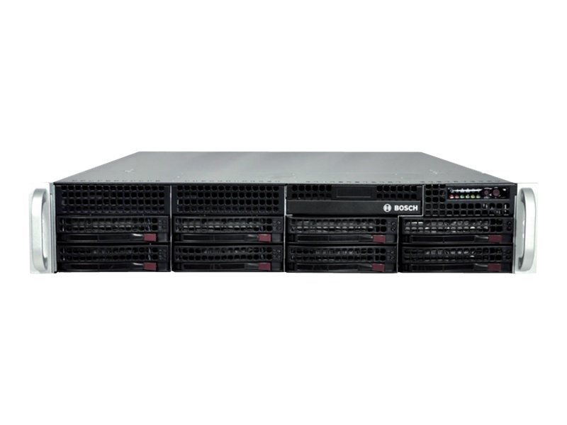Bosch Security Systems 1400 Series IP Video Storage Array, 8TB, DLA-AIOL1-08AT, 31192244, Video Capture Hardware