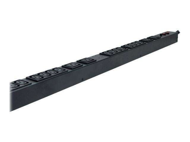 CyberPower Basic PDU 200 230V 30A 0U L6-30P Input 10ft Cord (4) C19 (16) C13 Outlets
