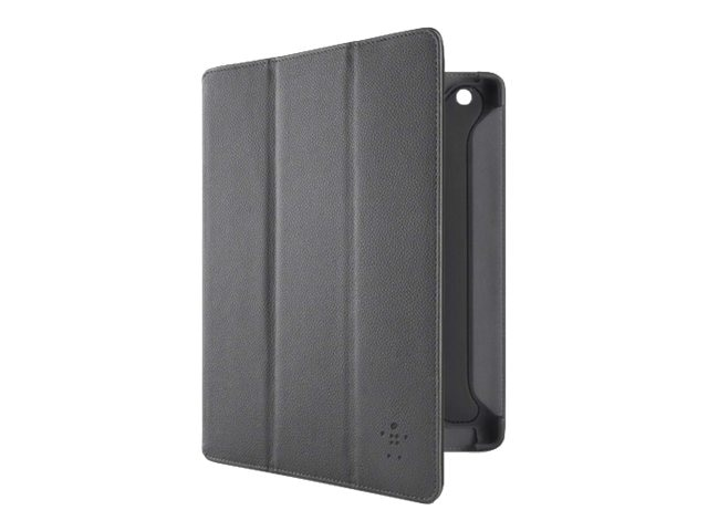 Belkin Pro Tri-fold Folio w  Stand, Screen Protector, B2A004-C00, 14679915, Carrying Cases - Tablets & eReaders