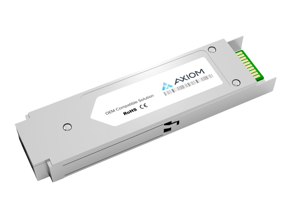 Axiom 10GBASE-LR XFP LC Transceiver for HP
