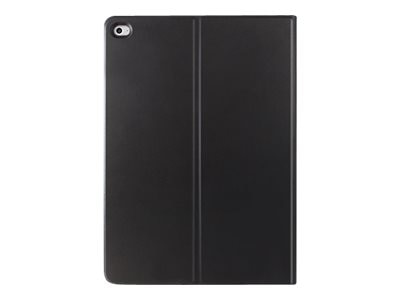 Macally Folio Case Ultra Slim for iPad Air 2, Black, FOLIOPA2-B, 18028626, Carrying Cases - Tablets & eReaders