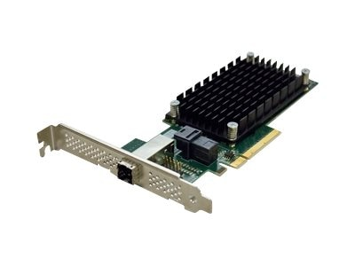 Atto 4-Port External 4-Port Internal 12Gb s SAS SATA to PCIe 3.0 Host Bus Adapter