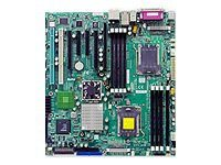 Supermicro Motherboard, MCP55 Pro, Dual QC Opteron, EATX, Max 64GB DDR2, 4PCIEX, 2PCIX, 2GBE,Aud,SCSI SATA,RAID, MBD-H8DA8-2-O, 8127022, Motherboards