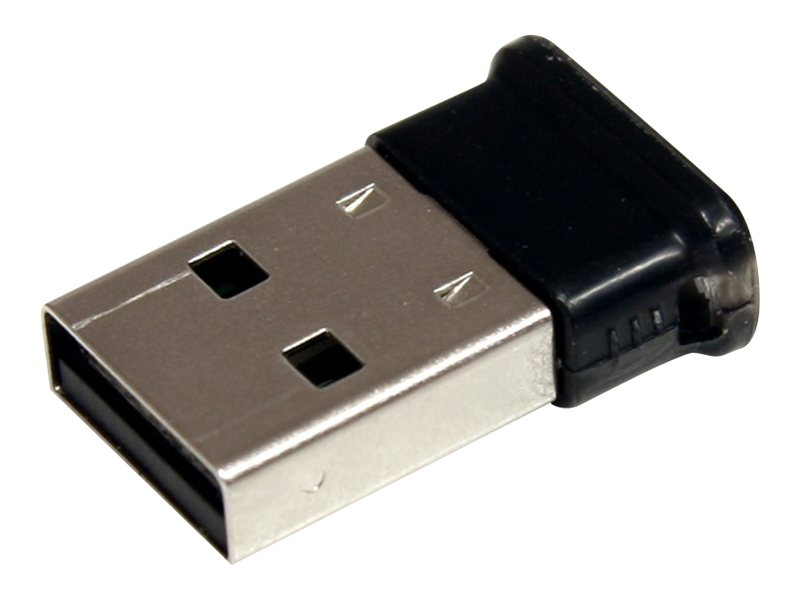 StarTech.com Mini USB Bluetooth 2.1 Adapter Class 1 EDR, USBBT1EDR2, 13589336, Wireless Adapters & NICs