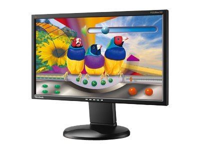 ViewSonic 22 VG2228WM Full HD LED-LCD Monitor with Speakers, Black, VG2228WM-LED