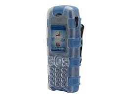 Zcover Dock-in-Case Ruggedized Health Care Grade Silicone Case for Cisco 7925G 7925G-EX (Blue), CI925SJL, 30688205, Carrying Cases - Phones/PDAs