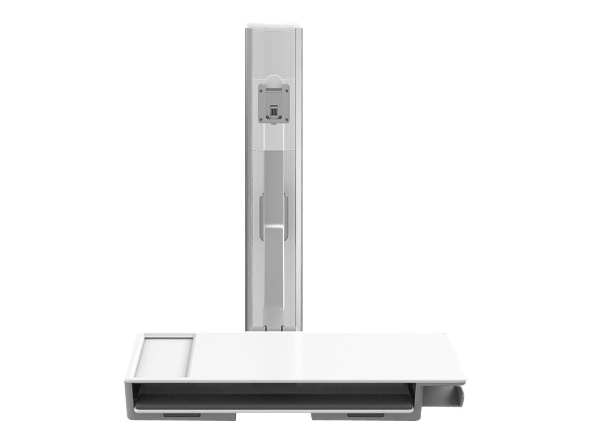 Humanscale V6 Wall Station, 27 Track, Solo Arm, VDesk