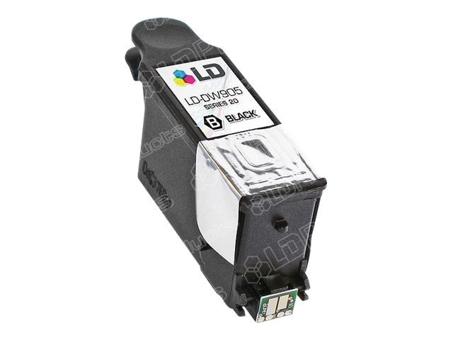 Dell Black Series 20 Ink Cartridge for Dell P703w (330-2117)