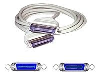C2G Printer Extension Cable, Centronics 36-Pin (M-F), 10ft, 02679, 7796857, Cables