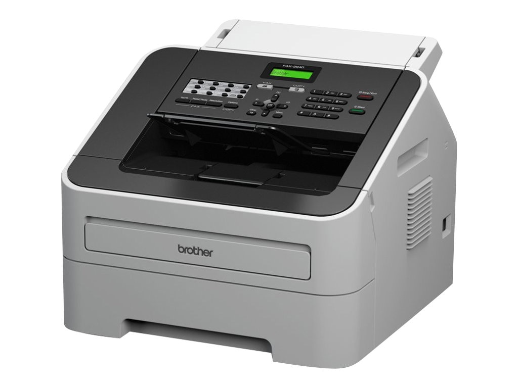 Brother FAX-2940 Monochrome Laser Fax, FAX-2940, 14765160, Fax Machines