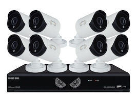 Night Owl 16 Channel 8 Cam 1080 Lite, B-10LHDA-1681-1080, 32253791, Security Hardware